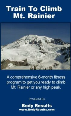 Train To climb Mt Rainer